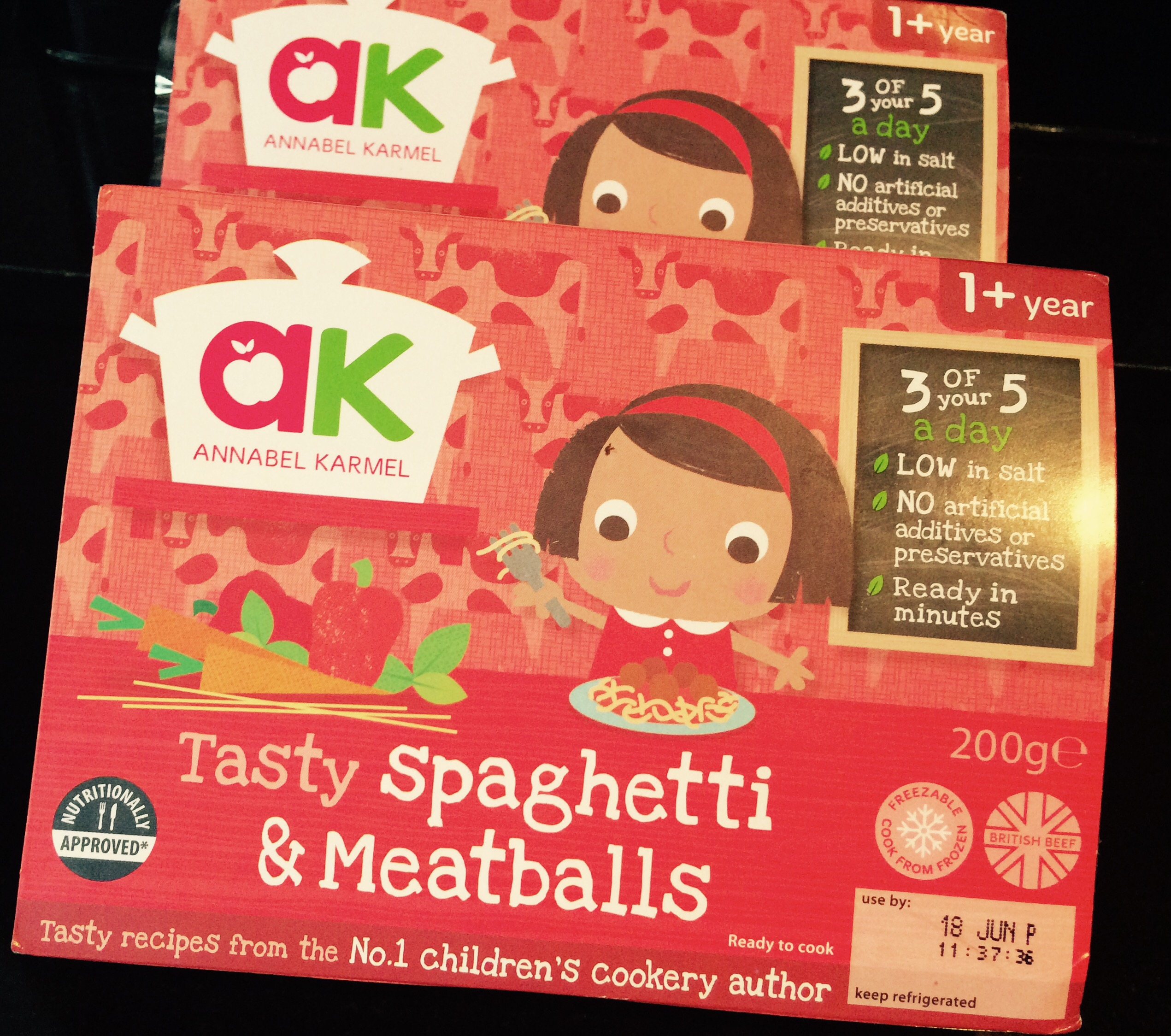 Annabel Karmel Toddler Meals