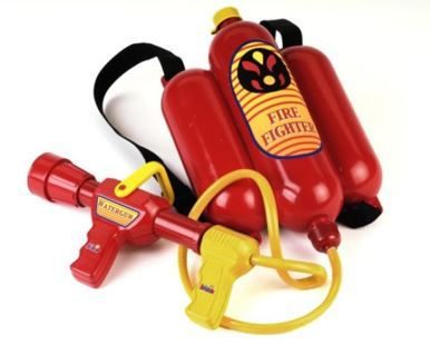 Fire Fighter's Water Sprayer £22.95