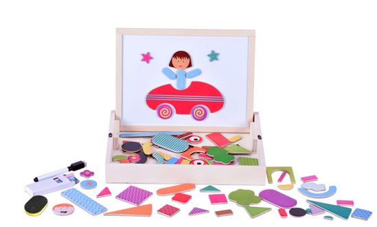 Magnetic Shapes Activity Box £21.95